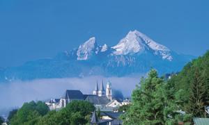 8-Tage-Seniorenreise - Alpenblick & Seenzauber