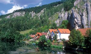 8-Tage-Seniorenreise - Malerisches Altmühltal - Fuchsienstadt Wemding