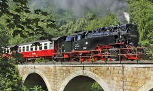 8-Tage-Seniorenreise - Der Harz - Natur, Fachwerk & Schmalspurbahnen