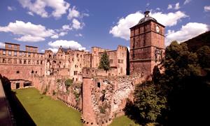 8-Tage-Seniorenreise - Odenwald - Heidelberg - Spessart