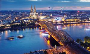 8-Tage-Seniorenreise - Sommer an und zwischen Rhein und Maas
