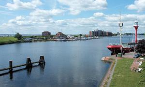 8-Tage-Seniorenreise - Wilhelmshaven, an der Nordwestküste des Jadebusens