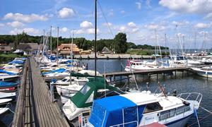 8-Tage-Seniorenreise - Insel Rügen - Land der Bodden