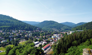8-Tage-Seniorenreise - Willkommen in Bad Herrenalb