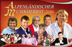 8-Tage-Senioren-Busaufenthaltsreise - Das wird ein Gaudi in Tirol – beim Alpenländischen Musikherbst!