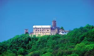 8-Tage-Seniorenreise - Stolze Städte, Schlösser, Burgen im Thüringer Land
