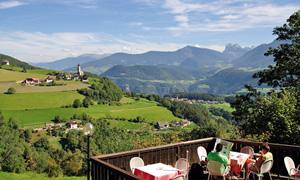 10-Tage-Seniorenreise - Ein Platz an der Sonne in Südtirol